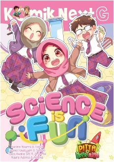 KOMIK NEXT G SCIENCE IS FUN RPLen