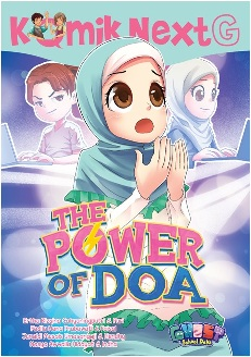 KOMIK NEXT G THE POWER OF DOA RPL 2en