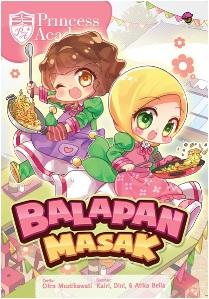 KOMIK PRINCESS ACADEMY: BALAPAN MASAKen