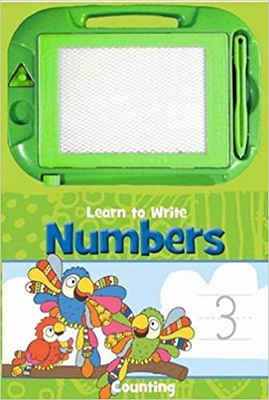 LEARN TO WRITE NUMBERS: COUNTINGen