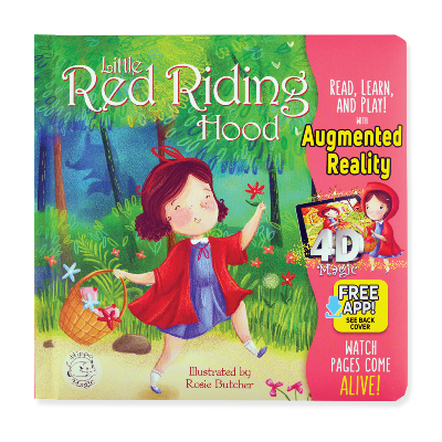 LITTLE RED RIDING HOODen