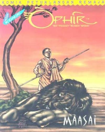 Komik Petualangan Remaja Ophir: Maasaien