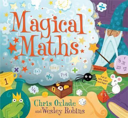 MAGICAL MATHS (FULL OF TABS, POPS AND FLAPS!)en