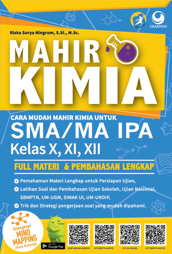 MAHIR KMIA SMA/MA IPAen