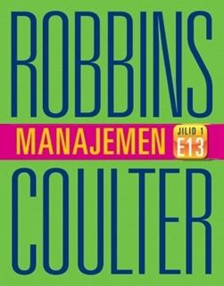 MANAJEMEN ED.13 JL. 1 / ROBIBINS-COULTERen