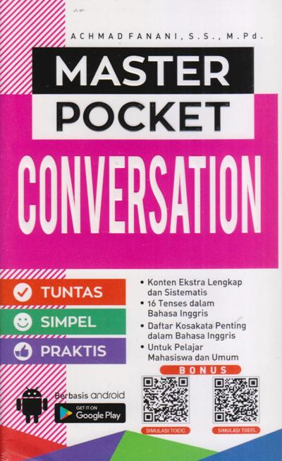 MASTER POCKET CONVERSATIONen