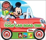 MICKEY MOUSE CLUBHOUSE-TOON CAR ROAD TRIPen