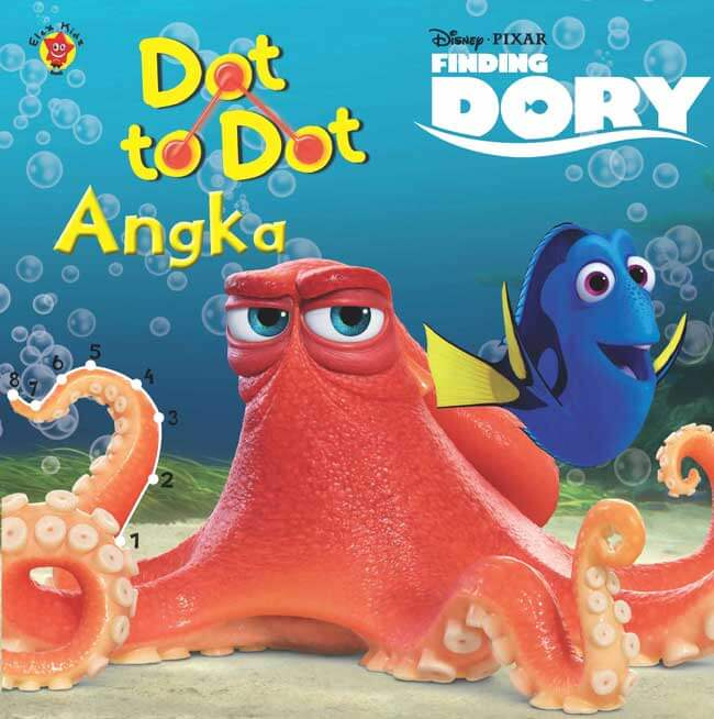 MINI ACTIVITY FINDING DORY: DOT TO DOT ANGKA [DISNEY]en
