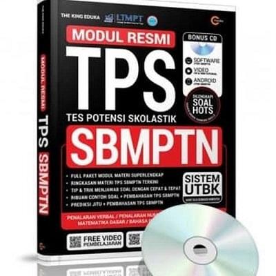 MODUL RESMI IPS SBMPTN (PLUS CD)en