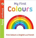 MY FIRST COLOURS: BILINGUAL BABYen