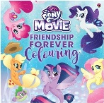 MY LITTLE PONY THE MOVIE: FRIENDSHIP FOREVER COLOURING-SCen