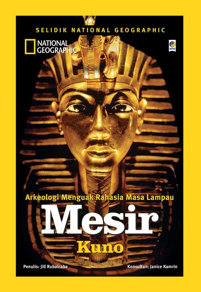 NATIONAL GEORAPHIC : MESIR KUNO NEWen