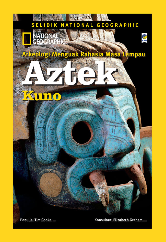 NATIONAL GRAPHIC : AZTEK KUNO NEWen