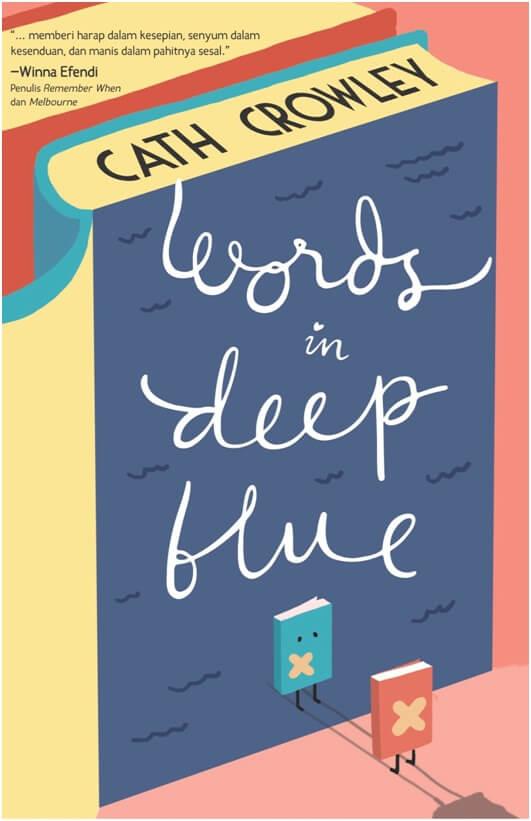 WORDS IN DEEP BLUEen