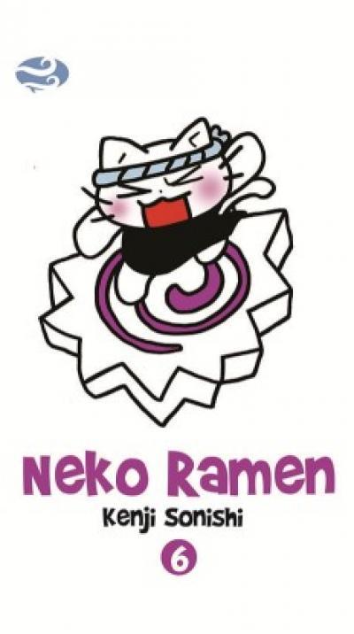 Komik Neko Ramen Vol. VIen