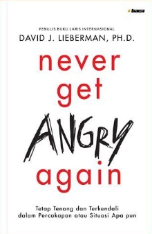 Never Get Angry Againen