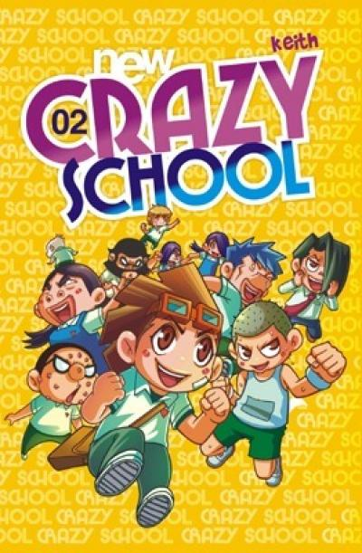 New Crazy School 2en