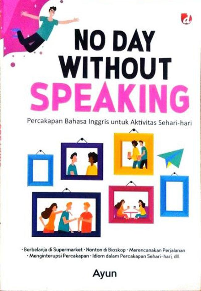 NO DAY WITHOUT SPEAKINGen
