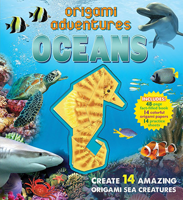 ORIGAMI ADVENTURES: OCEANSen