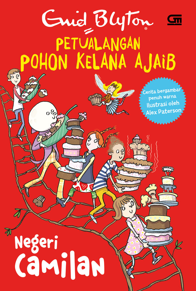 PETUALANGAN POHON KELANA AJAIB: NEGERI CAMILAN (A FARAWAY TREE ADVENTURE: THE LAND OF GOODIES)en