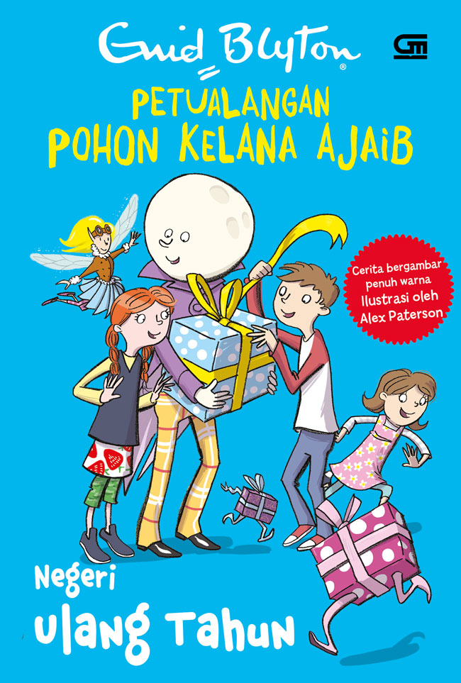PETUALANGAN POHON KELANA AJAIB: NEGERI ULANG TAHUN (A  FARAWAY TREE ADVENTURE: THE LAND OF BIRTHDAYS)en