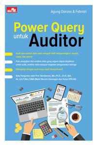 POWER QUERY UNTUK AUDITORen