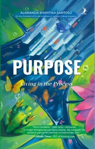 PURPOSE LIVING IN THE PROCESSen