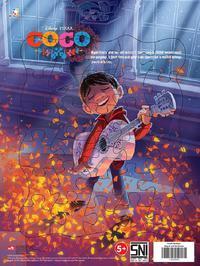 PUZZLE MEDIUM COCO  MIGUEL AND HIS DREAM [DISNEY]en