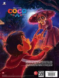 PUZZLE MEDIUM COCO  TRAPPED IN THE WORLD OF THE DEATH [DISNEY]en