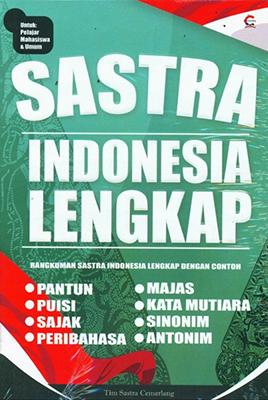 SASTRA INDONESIA LENGKAPen