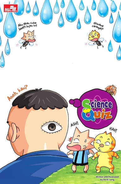 SCIENCE QUIZ - EXPERIMENT SUPER ANEHen