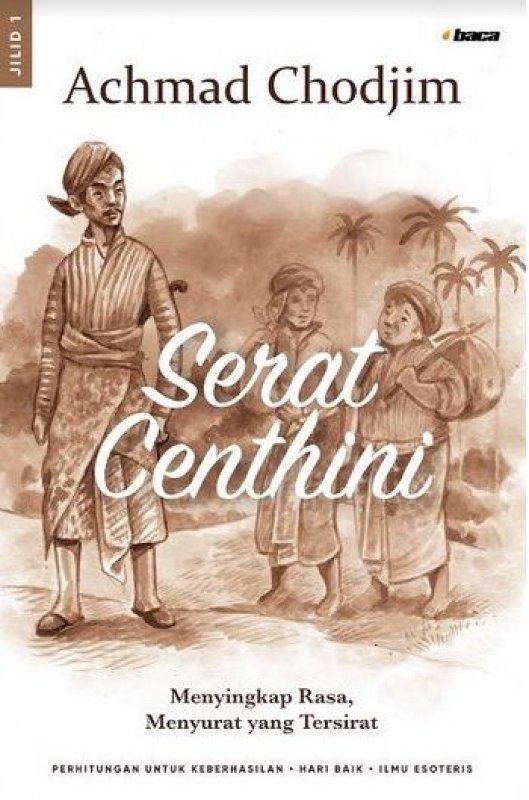 SERAT CENTHINI (JILID 1)en