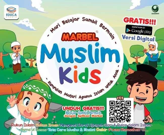 SERI MARBEL: MUSLIM KIDS [TIM EDUCA STUDIO]en