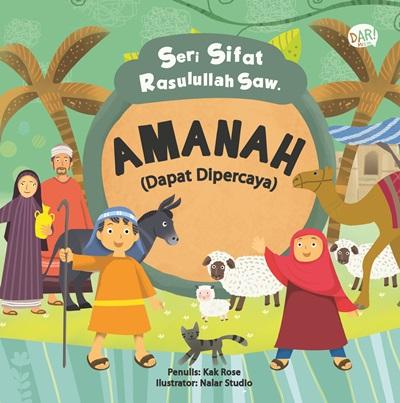 SIFAT RASULULLAH SAW.: AMANAH (BOARDBOOK)en