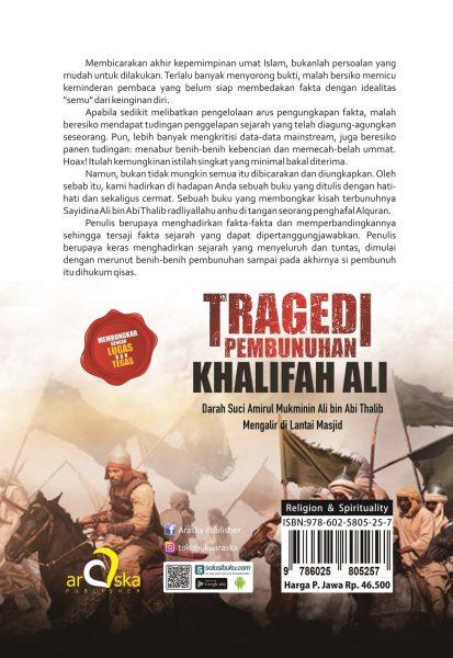 Buku TRAGEDI PEMBUNUHAN KHALIFAH… - MG  Sungatno | Mizanstore