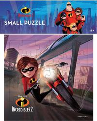 SMALL PUZZLE INCREDIBLES 2: ELASTIGIRL TO THE RESCUEen
