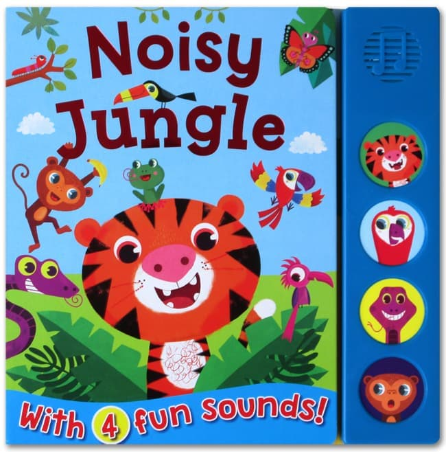 SOUND BOARDS NOISY JUNGLEen