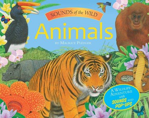 SOUNDS OF THE WILD : ANIMALSen