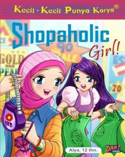 KKPK Shopaholic Girlen