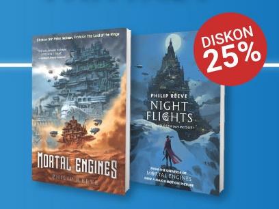Special Bundling Hungry City Chronicles (Mortal Engines, Night Flights)en