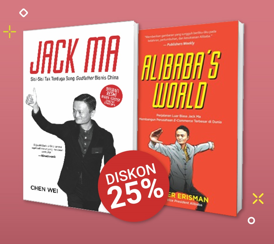 Special Bundling Seri Jack Maen