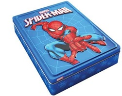SPIDER-MAN  MARVEL (STORYBOOK, COLOURING BOOK)en