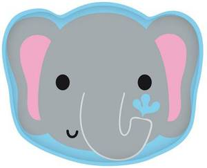 SQUIRTY ELEPHANT - HAND PUPPET BATH BOOKen