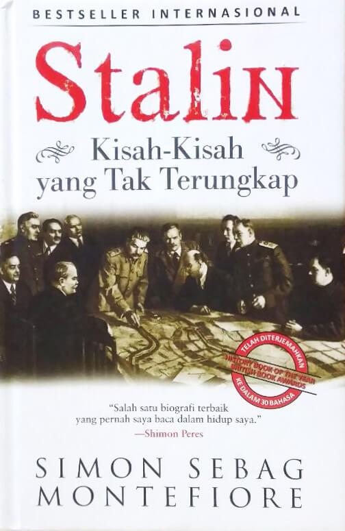 STALIN KISAH-KISAH TAK TERUNGKAP (HARGA BARU )en