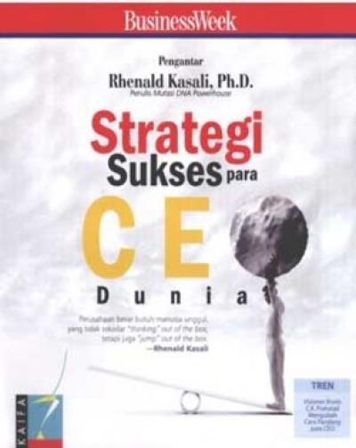 Strategi Sukses Para CEO Dunia (HC)en