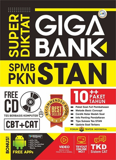 SUPER DIKTAT GIGA BANK STANen