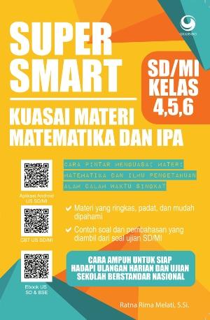 SUPER SMART KUASAI MATERI MATEMATIKA DAN IPA SD/MIen