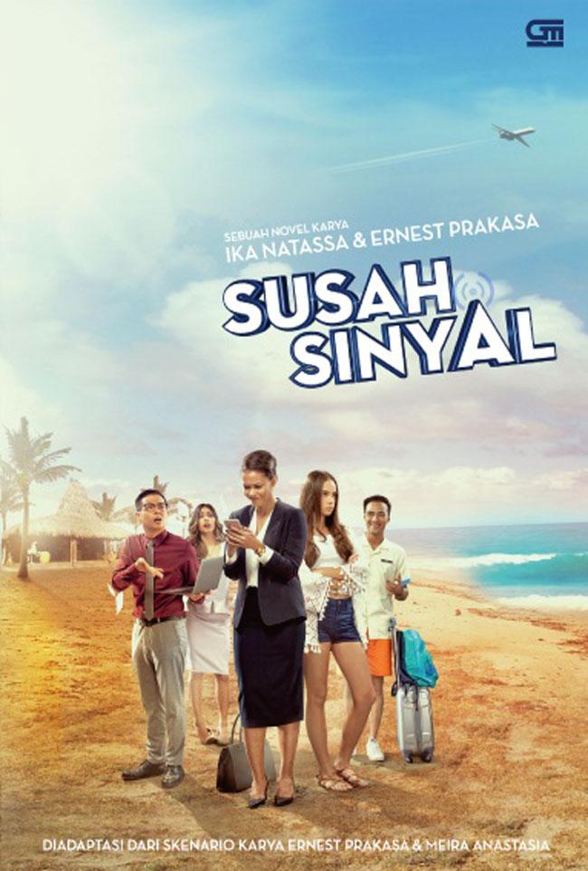 SUSAH SINYAL (NOVELISASI FILM SUSAH SINYAL)en