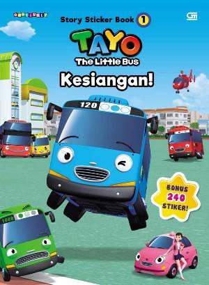 TAYO THE STICKER BUS 1: TAYO THE LITTLE BUS: KESIANGAN!en