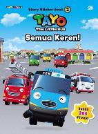 TAYO THE STICKER BUS 2: TAYO THE LITTLE BUS: SEMUA KEREN!en